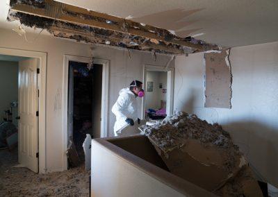 Damage House