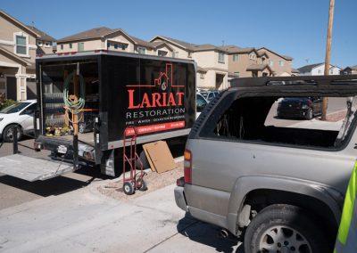 Lariat Restoration