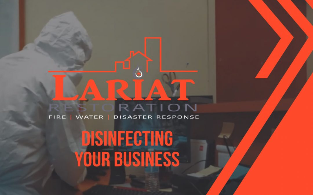 Disinfecting Your Business