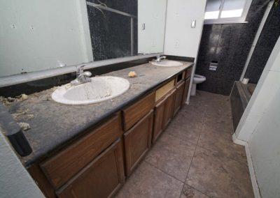 restoration bathroom