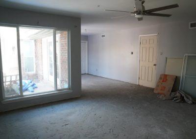 restored room