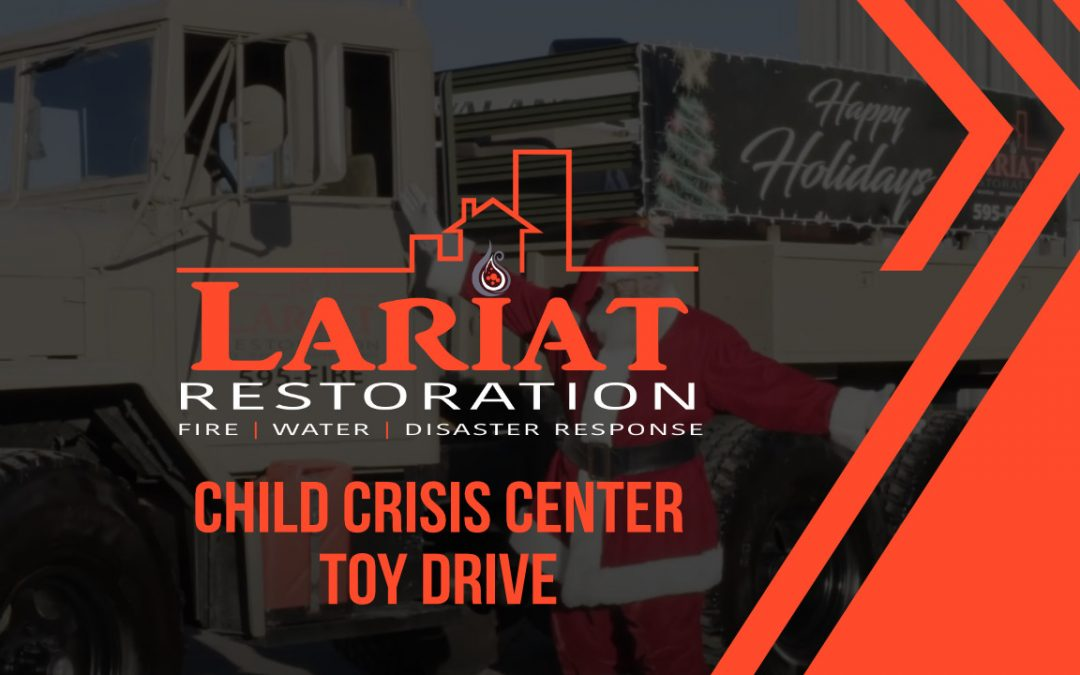 Child Crisis Center Toy Drive